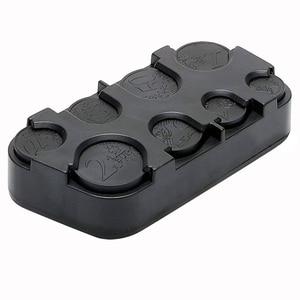 Image 2 - Автомобильный Органайзер в рулонах, пластиковый карман, телескопический чехол для монет, ящик для хранения, контейнер, автомобильный органайзер для монет, аксессуары