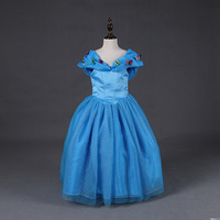 E Babe Wholesale Children S Clothes 2015 New Cinderella 12 Butterfly Dress Only Sandy P1507
