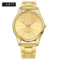 Gaiety brand women luxury steel gold watches 2017 new arrival fashion quartz watch ladies sport wristwatch.jpg 200x200