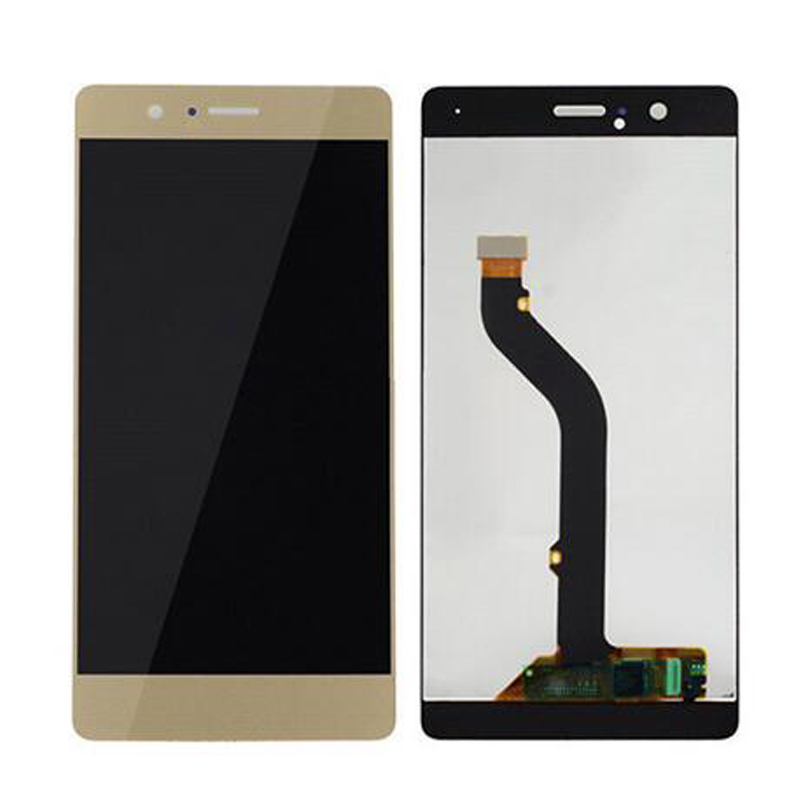 Подробнее о 5.2'' For Huawei P9 lite LCD Display With Touch Screen Digitizer Assembly Black White Gold Free Shipping free dhl 5pcs high quality lcd display digitizer touch screen glass assembly for huawei p9 lite g9 black white gold with frame