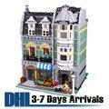 Дети Игрушки DHL Бесплатная Доставка Модель Строительство Комплекты Магазин Торгового Блоки Пластиковые Детей Подарки Игрушки Brinquedos 2017 15008