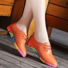 2019 New fashion Women shoes flats genui