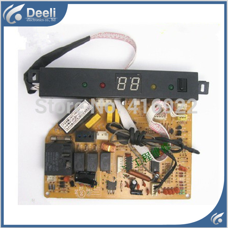 95% new good working for air conditioning computer board motherboard circuit board ZKF ZKFR-30GW/ED 21 1/set