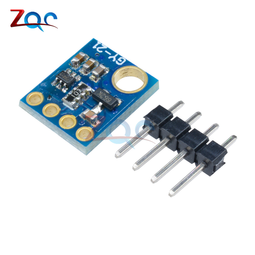 Si7021 GY21 Sensor Industrial High Precision Humidity Interface for Arduino