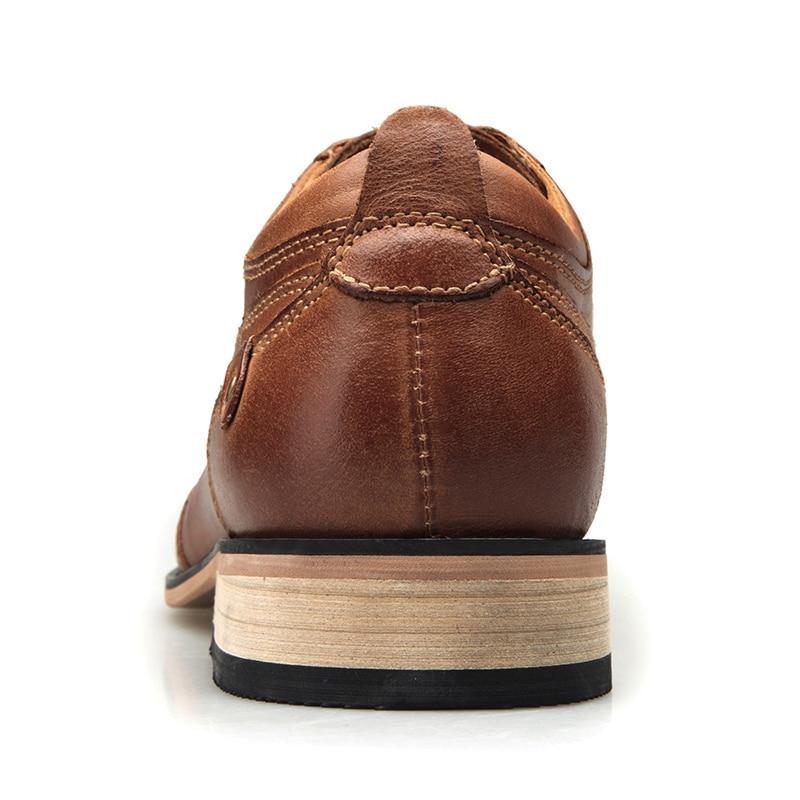YIGER Men Dress Shoes 18