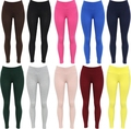 New Arrival 10 Colors Available Women Fitted Leggings Casual Ladies Elastic Skinny Leggings High Quality Shaping Effect Pants