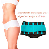 Nuovo Terry-peluche Adulto Corsa Cintura Kidney Belt Back Support S/M/L/XXL/XXXL commercio all'ingrosso