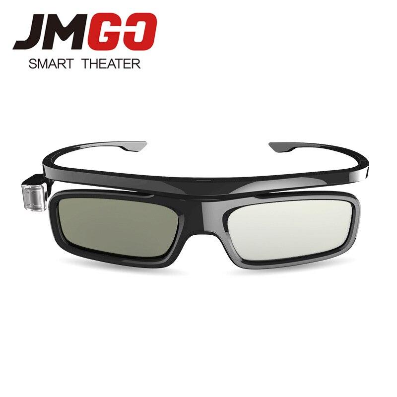 Universal DLP Link 3D Gläser Aktive Shutter Brille mit batterie Für JmGO V8/J6S XGIMI H1/H2/ z6 DLP 3D Laser Projektor TV