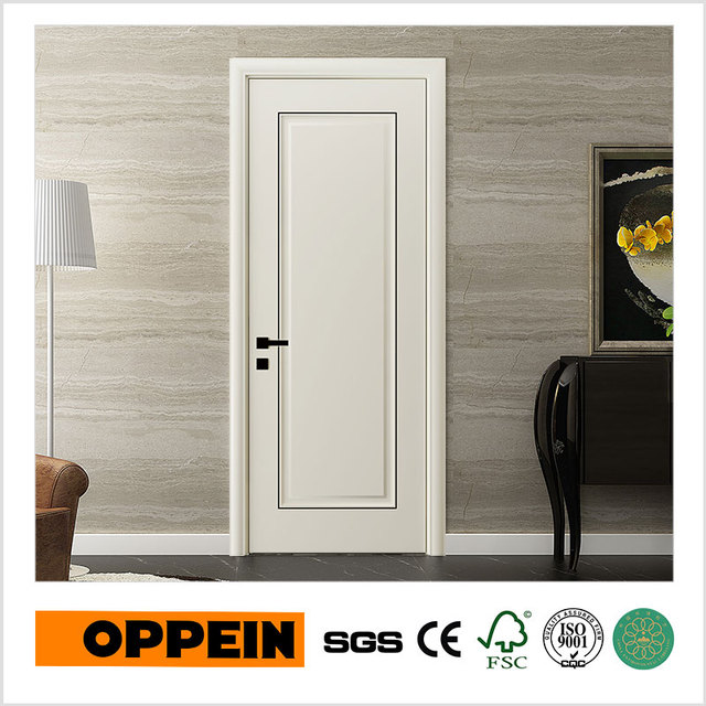 Flush Doors Designs sassari oak flush door with groove design lifestyle image Oppein Latest Design Single Leaf Flush Door Modern Designs Ydc009d