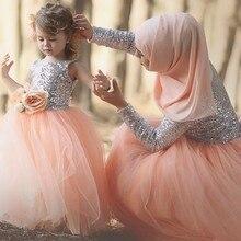 DlassDress/ милые бальные платья для первого причастия для девочек, детское вечернее платье с цветами и блестками, Платья с цветочным рисунком для девочек