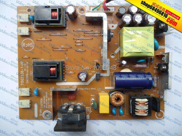 Free Shipping> E2209W power board 715G2538-1-HF pressure plate Original-Original 100% Tested Working free shipping 715g2538 1 ace e2209w v203h 193w high pressure board 100% tested working