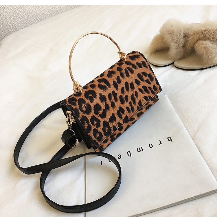 33320bdd47f US $41.0  Aliexpress.com : Buy Hot Sale Women Shoulder Bag PU Leather  Trendy Fashion Word Cross body Bags Luxury Leopard Print Handbag from  Reliable ...