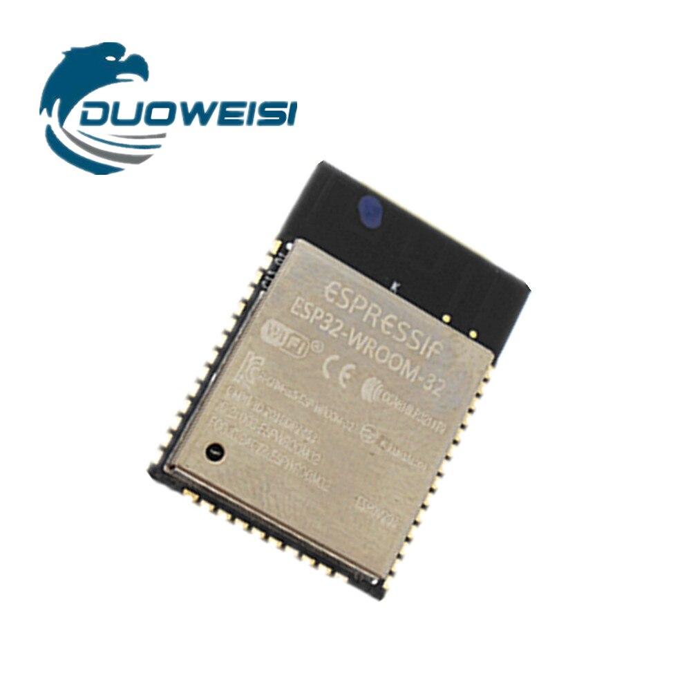 ESP8266 Espressif ESP32 Inside ESP-WROOM-32 WLAN /& BLE IoT Modul 2.Gen