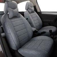 Кожаный чехол для автомобильного сиденья mitsubishi pajero 4 2 sport outlander xl asx аксессуары lancer Чехлы для сиденья автомобиля