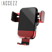 !ACCEZZ 10W Fast Car Wireless Charger Bracket For iPhone 8 X XS MAX XR Samsung S9 Phone Charging Auto Stand Holder
