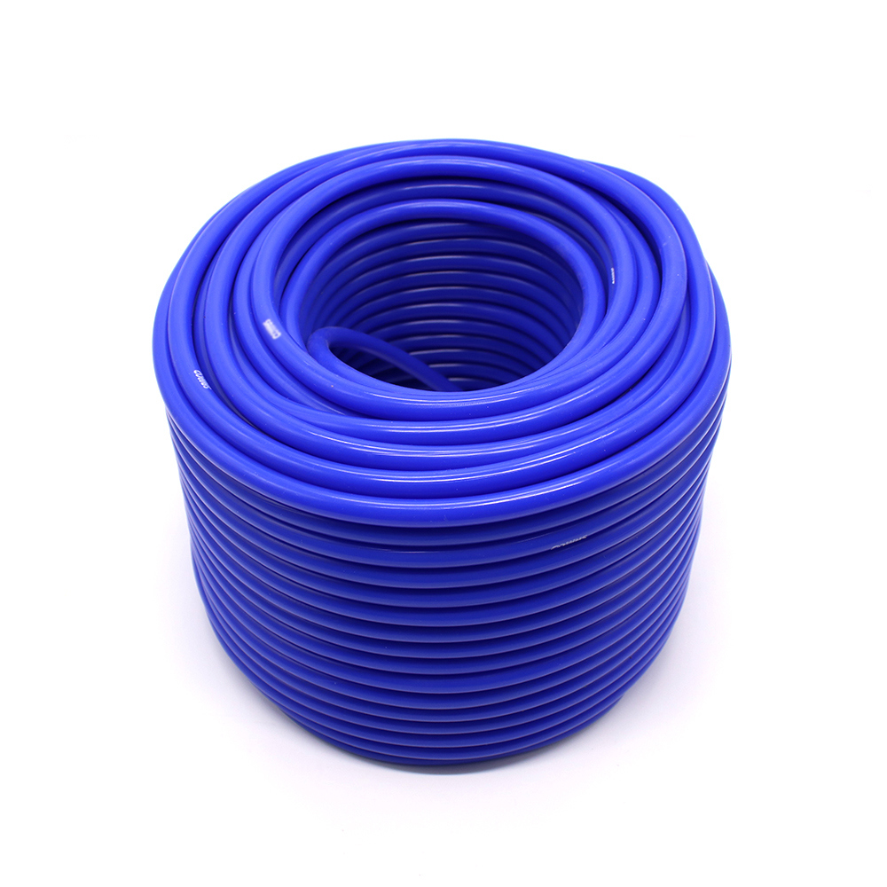 Car 10 Meters Vacuum Silicone Pipe 3mm 4mm 6mm 8mm For AUDI Rs 7 A8 Tts For KIA Forte Koup Niro Plug-in Hybrid K900 Etc.