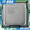 Intel i7 860 cpu, /2.8GHz / LGA1156 / 8 MB /Quad-Core / i7-860 pengiriman gratis scrattered buah (working 100% Free Shipping)