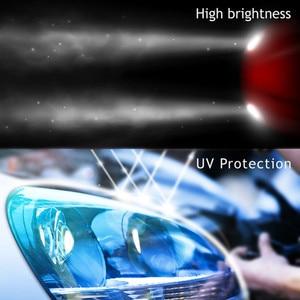 Image 3 - Restaurador de farol de carro 300ml, lâmpada de polimento de farol, lâmpada de limpeza, brilho de lentes, kit de restauração para automóveis 10.5oz