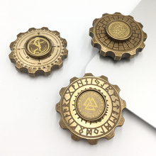 Hot Stainless Beads EDC Hand Spinner For Autism and ADHD Fidget Spinner Long Time Anti Stress Toys for Kids