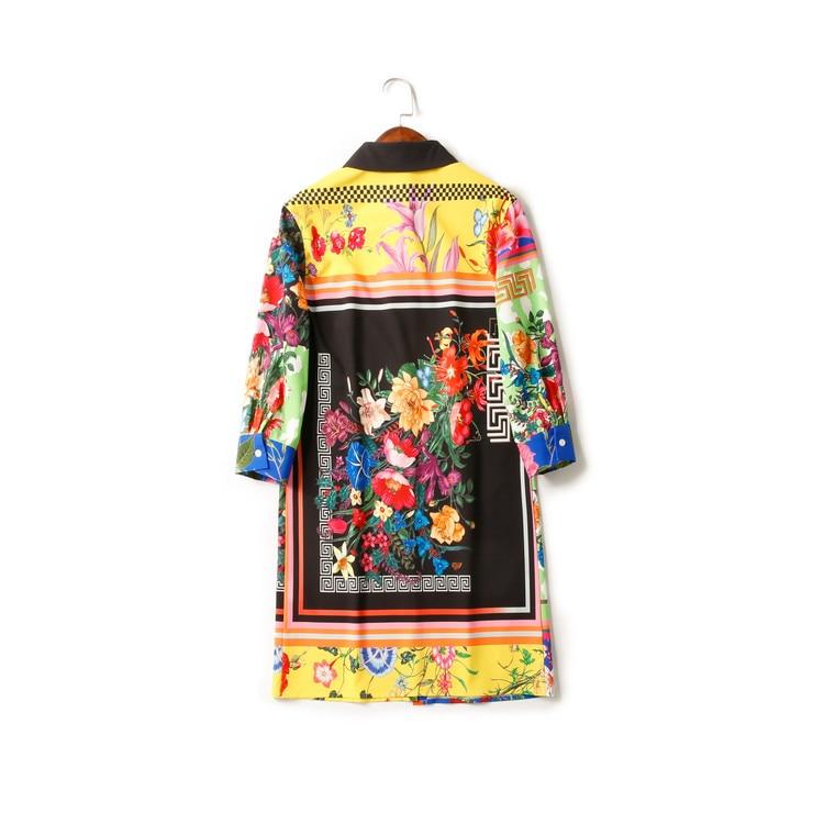 Robe Ws12391 Mode 2019 Printemps Femmes Style Marque Européenne Partie Haute Luxe Design De Qualité Nouvelles XqYw0xAI6