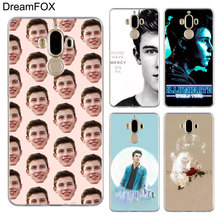 DREAMFOX M134 Shawn Mendes Soft TPU Silicone Cover Case For Huawei Mate 8 9 10 20 30 Lite Pro
