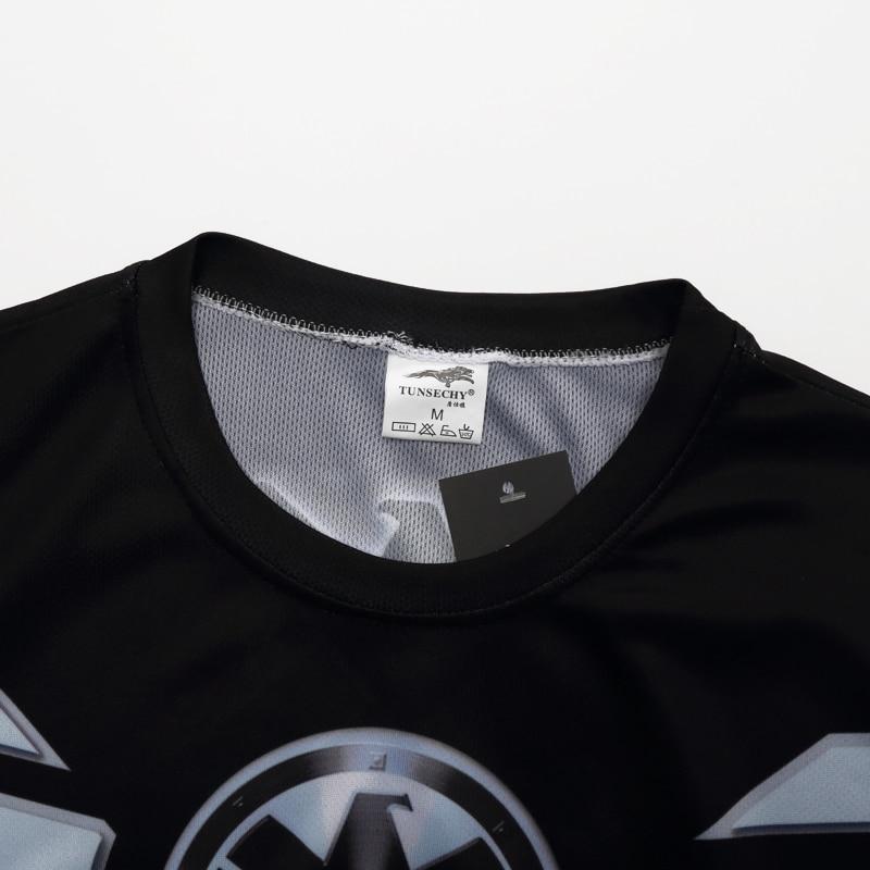 New 2017 Men Casual Comics Superhero Costume Shirt Jersey Tops T-Shirts soldier Marvel T shirt Costume Comics mens size xs-4xl