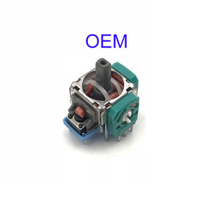 Image 5 - 100 stücke 3D Analog Achse 3D Joystick Modul Potentiometer Für Playstation 4 PS4 Controller Reparatur Farbe Zufällig