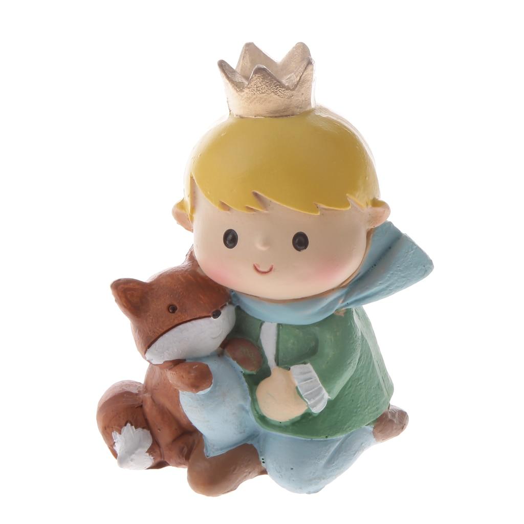 Статуэтка из смолы Prince & Lowrie, подарок для украшения автомобиля или для дома и гостиной|Статуэтки и миниатюры|   | АлиЭкспресс