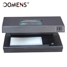 Bill Money Detector UV+MG+WM+Magnifier EU-2058