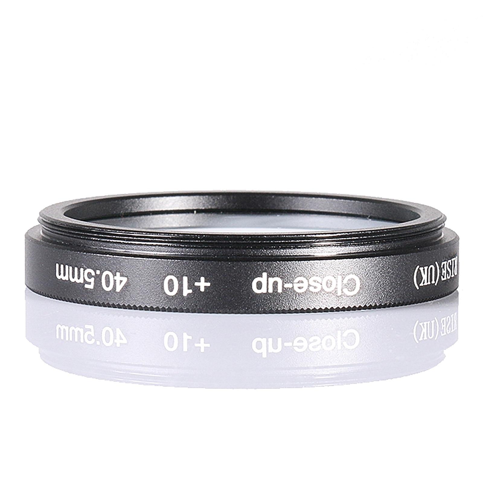 40 5 Mm Macro Close Up 10 Filter Lensa untuk Nikon V1 J1 10 30 Mm 30 110 Mm Kotak di Kamera Filter dari Elektronik konsumen AliExpress