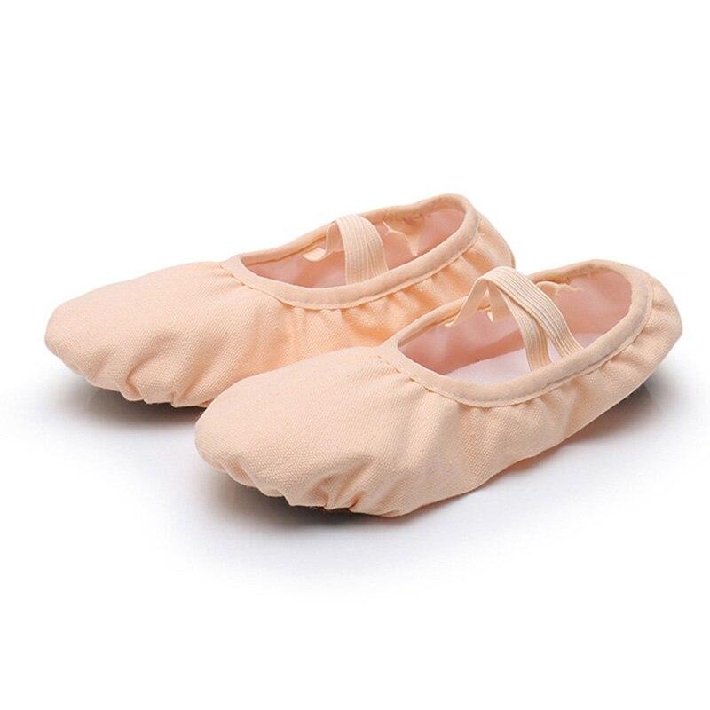 USHINE Shoelace Slippers Ballet-Dance Training Body-Shaping Girls Woman Professional