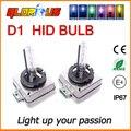 2 PCS 35 W lâmpada xenon D1S D1C Farol Do Carro de substituição lâmpada Para Todos Os Carros 4300 k 5000 K 6000 K 8000 K Xenon D1S lâmpada