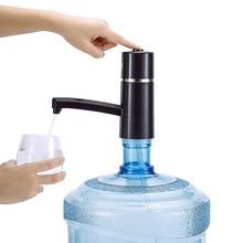 помпа для воды на бутыль Беспроводная Аккумуляторная Портативный Электрический Диспенсер Для Воды Автоматический Насос Питьевой Воды Бутылки 2 Цветов