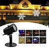Bowarepro Holiday Lights Laser Christmas Lights Projectors Waterproof RGB LED Spotlights For Garden Patio Landscape 14
