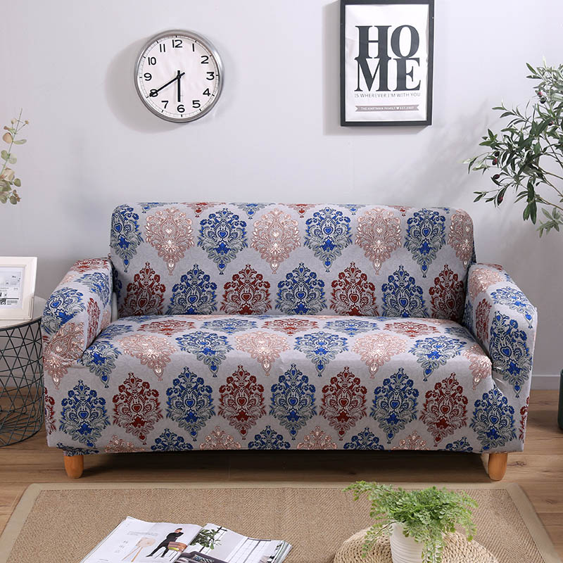 Fit 99% All-inclusive Sofa Cover Sectional Sofa Elastic Cubre Funda Sofa Case Couch Cover L-style Loveseat almofadas para sofa