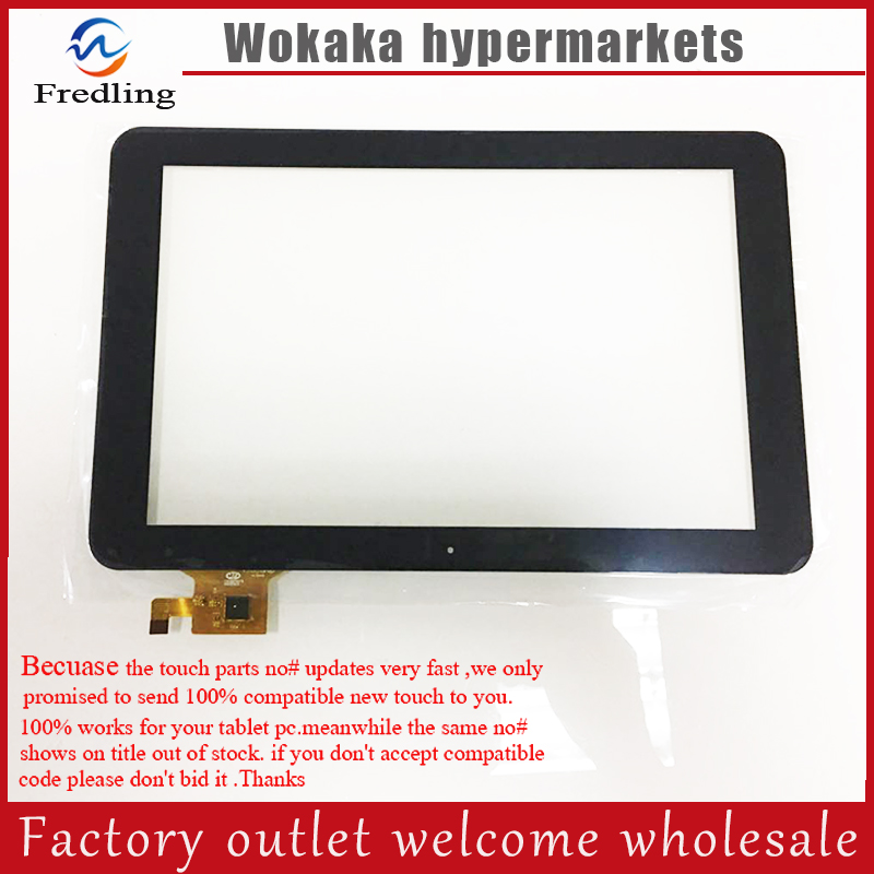 New For 10.1 inch Tablet FM100701FB touch Screen Touch Panel Glass Digitizer Sensor Replacement Free Shipping 8 inch touch screen for prestigio multipad wize 3408 4g panel digitizer multipad wize 3408 4g sensor replacement