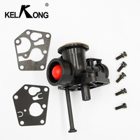 KELKONG New Carburetor With Gasket For Briggs Stratton 498809 498809A 497619 9B900 Thru 9H999 Series Engine