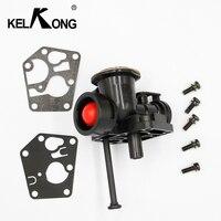 Kelkong جديد المكربن مع طوقا ل بريغز & ستراتون 498809 498809A 497619 9B900 الظهور 9H999 سلسلة المحرك