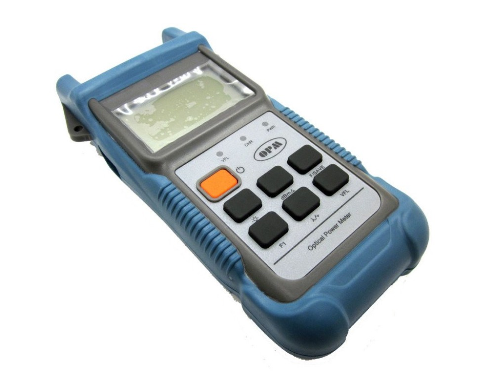 Optical Power Meter with VFL  (-50 + 26dBm) with chargerOptical Power Meter with VFL  (-50 + 26dBm) with charger