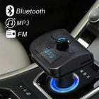 VEHEMO 12-24V Car Charger Cigarette Charger TF Pin Truck for 2 USB Car Bluetooth Mp3 Automotive MP3 Player FM Transmitter