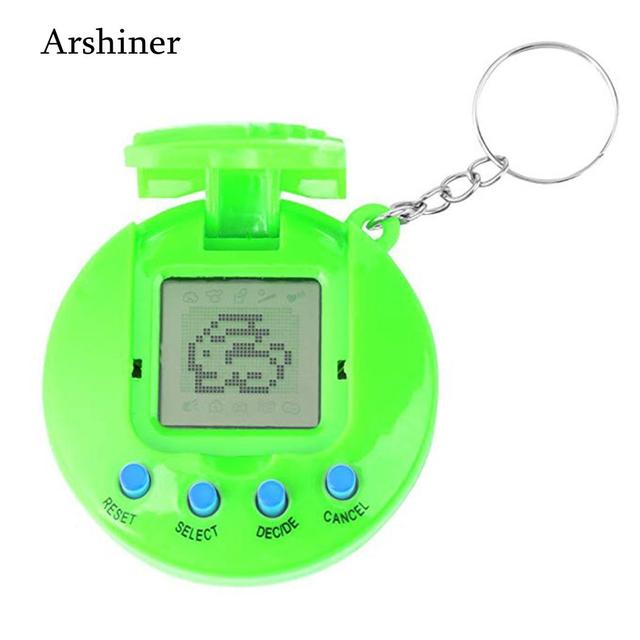 2018 Tamagotchi NEW 49 Pets 90S Nostalgic Virtual Pet Cyber Pet Digital Pet
