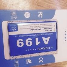 HB505076RBC Battery For Huawei A199 C8815 G606 G610 G700 G710 G716 G610S