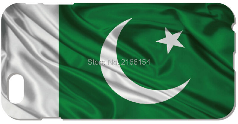 Pakistan Flag Cover For iphone 5 5S SE 5C 6 6S 7 Plus For Samsung Galaxy A3 A5 A7 A8 A9 J1 J3 J5