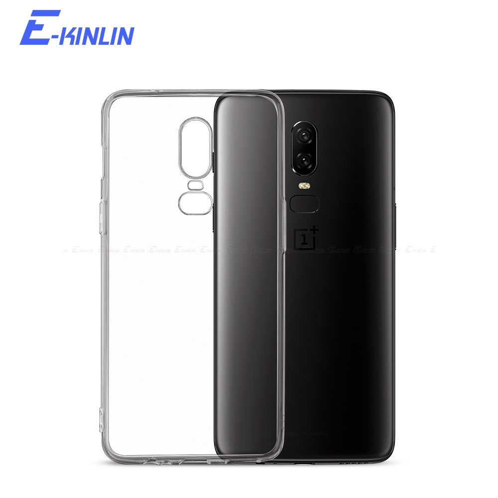 Silicone UltraThin Clear Soft Full Cover For OnePlus One Plus 9 9R 8T 8 7T 7 Pro 5G 6T 6 5T 5 3T 3 T A6010 A6000 TPU Back Case