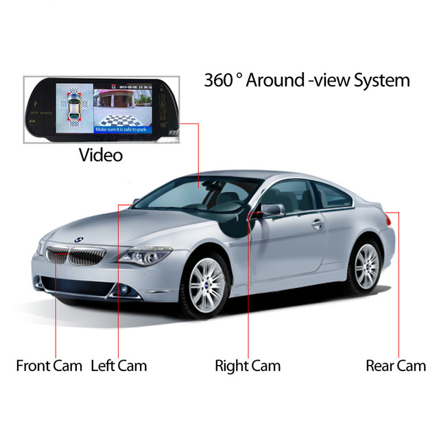 Aliexpress Com Buy Surround View System Around Parking