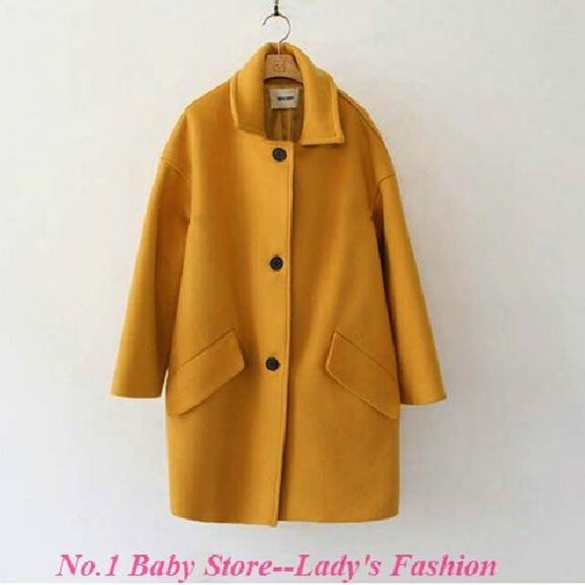Nueva llegada mujer abrigo, buena calidad para mujer abrigo de lana, XXL de gran tamaño ropa, capa del envío de señora