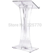 High-grade lectern of the Christian bible church pastor machine oath prayer Jesus platform The