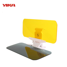 2017 Newest Button Style HD Car Sun Visor Anti-Glare Dazzling Goggle Day &Night Vision Driving Mirror Eyes Protector