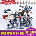 DHL 05053 Ster Serie Wars De 10195 Republiek Dropship Set Bouwstenen Bricks Assemblage Kinderen Speelgoed Kinderen Kerstcadeaus
