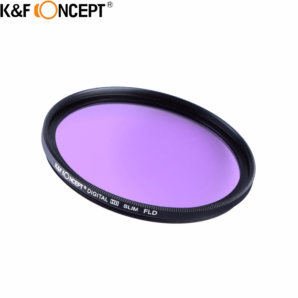 K&F CONCEPT 52/58/62/67/72 / 77mm UV CPL FLD ND2 ND4 ND8 6PCS Kit de - Cámara y foto - foto 6
